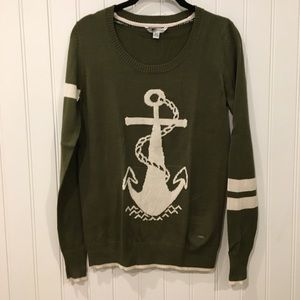 Volcom Knit Anchor Sweater